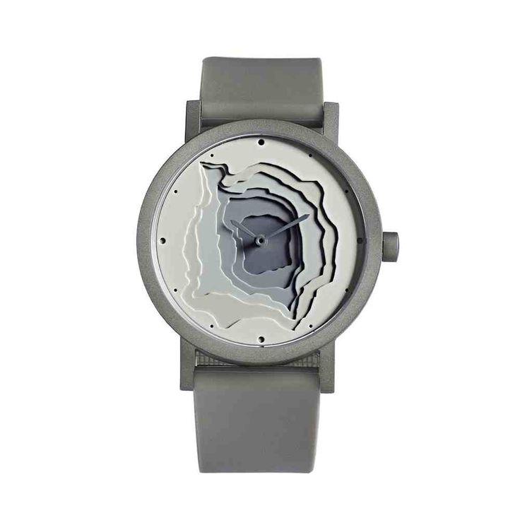 Montre Terra-Time | Fubiz For SPOOTNIK