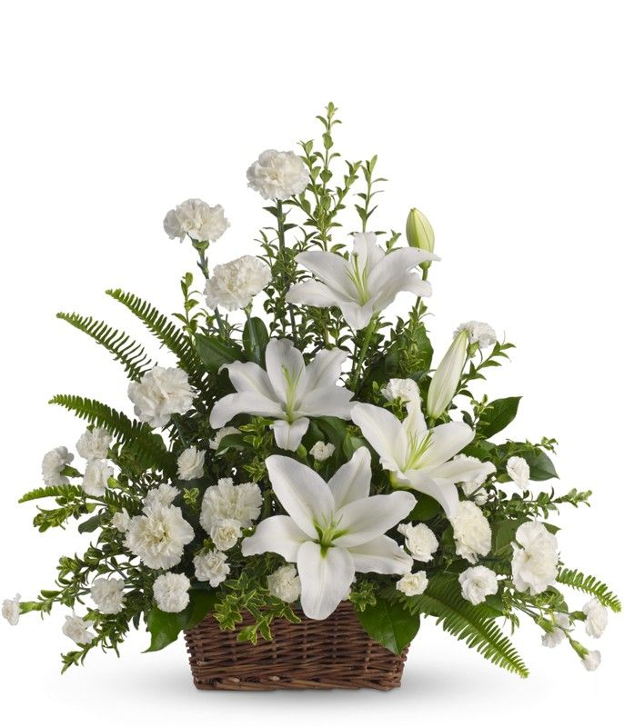 funeral baskets | Sympathy Flowers & Gifts at Florist Express