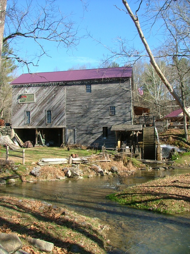 Park's Mill in Abingdon, VA