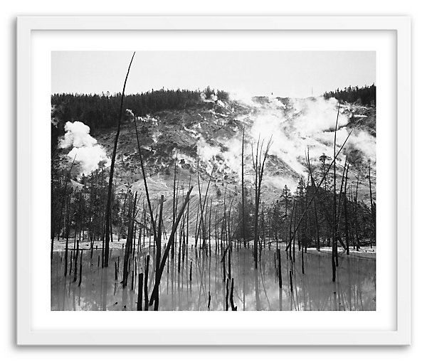 Ansel Adams, Roaring Mountain | Having a Moment | One Kings Lane