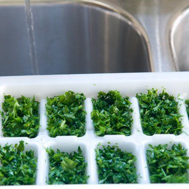 How To Preserve Fresh Herbs  http://www.rodalesorganiclife.com/food/how-preserve-fresh-herbs/page/0/7