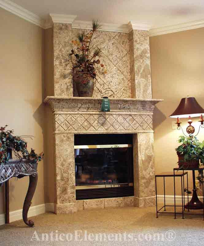 128 best images about fireplace wall on pinterest for Faux marble fireplace mantels
