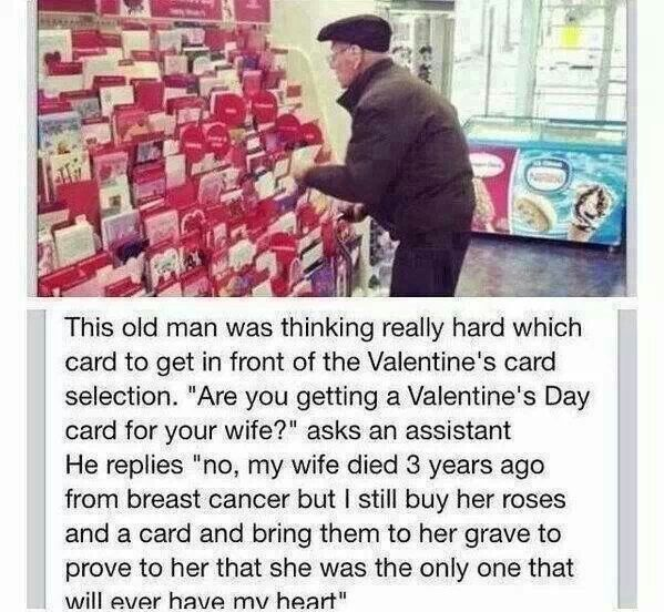 Faith in humanity restored-----Excuse me kindly while I go cry in a corner.