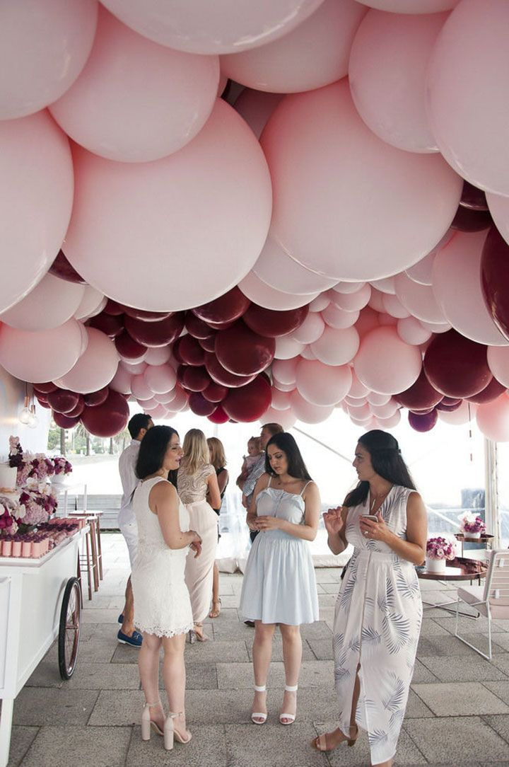 2019 Designer Wedding Dresses Bridal Gowns Wedding Balloons Wedding Scene Wedding Balloon Decorations