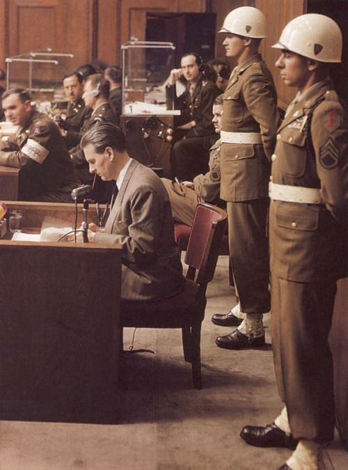 transitional justice the nuremberg trials post world war ii The study of modern transitional justice goes back to the nuremberg trials after world war ii since these trials many different mechanisms have been attempted.