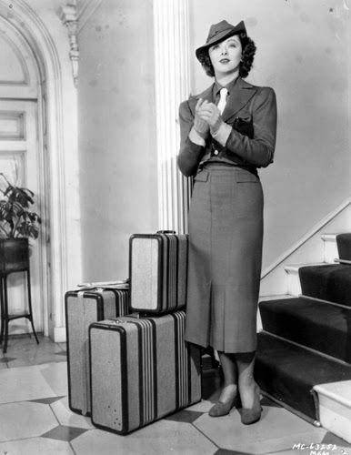 Vintage Glamour Girls: Myrna Loy