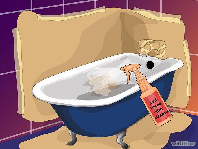 Paint The Bathtub