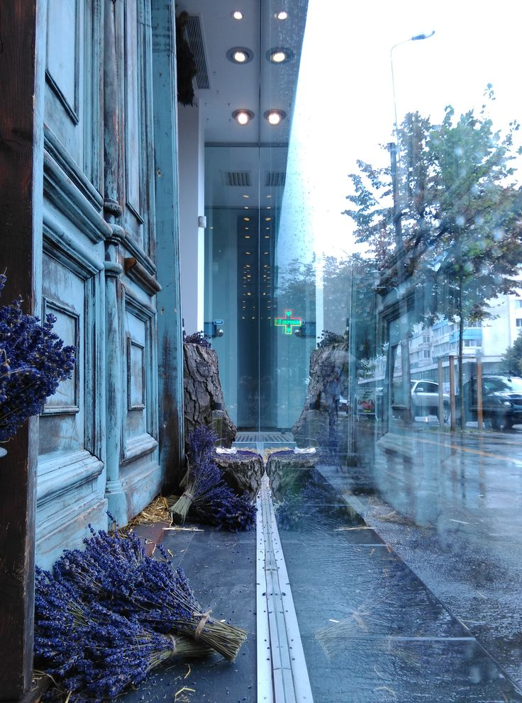 Madison Perfumery/ Detail / Window Display by Mihaela Damian