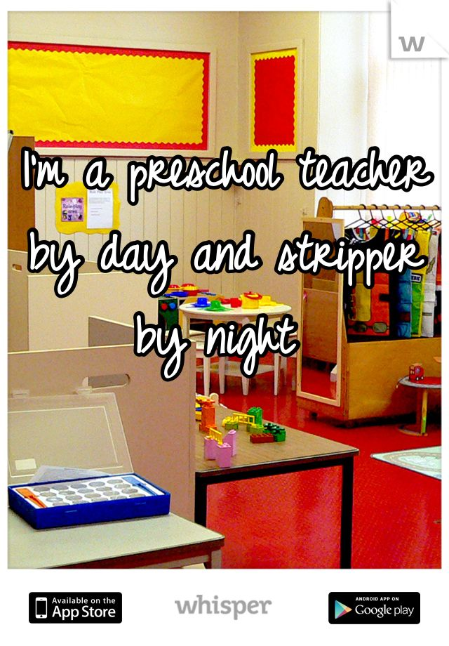 confessions of a preschool teacher i m a preschool by day and by 679