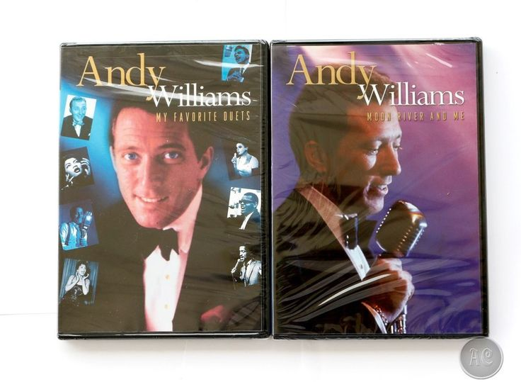 Many of the greatest musicians, singers and actors of our time all appeared on The Andy Williams Show. These remarkable duets featured a spectacular array of stars including: Julie Andrews; Ray Charles; Judy Garland; Antonio Carlos Jobim; Peter, Paul and Mary; Pearl Bailey; Bing Crosby; Phil Harris; Johnny Mathis; Simon and Garfunkel; Tony Bennett; Sammy Davis, Jr.; Lena Horne; The Osmond Brothers; The Williams Brothers.