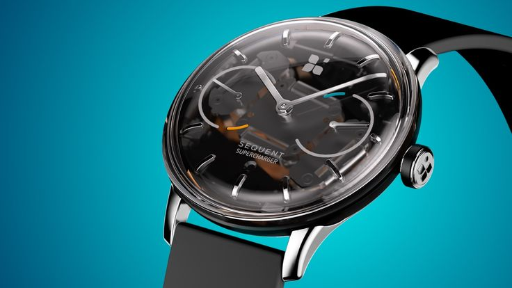SEQUENT WATCH: the world's first self-charging smartwatch by Sequent (Switzerland) Ltd. —  Kickstarter