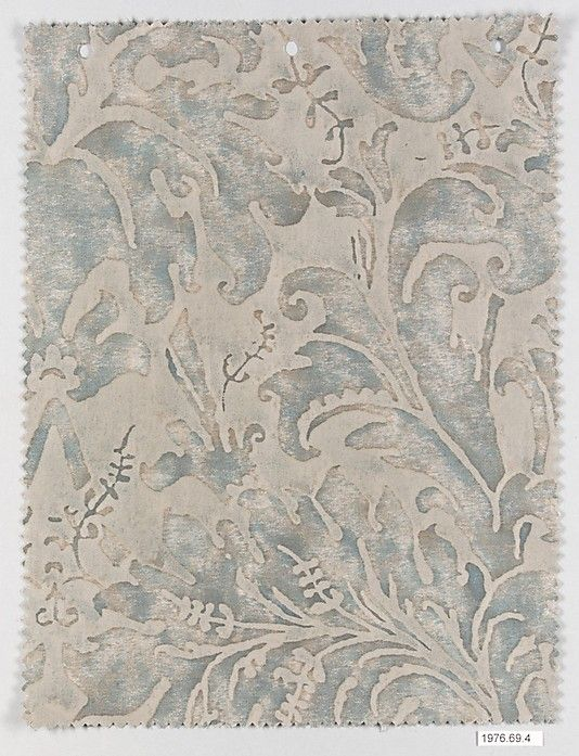 Gorgeous! From Melanie Royals -  LUCREZIA cotton fabric by Mariano Fortuny. MyPatchOfBlueSky.com