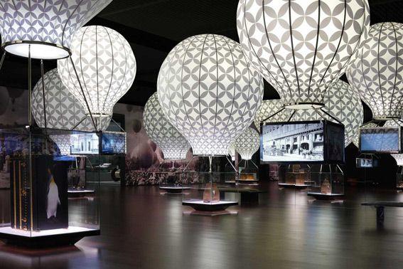 Gérard Cholot - Scénographe :: Expositions