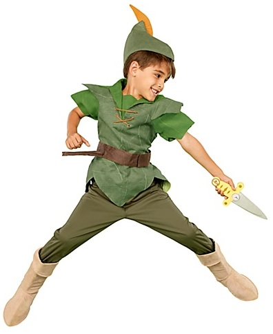 Peter Pan Costume Collection