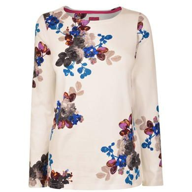 Harbour Print Sweatshirt Description: Update your casual wear with this Joules sweatshirt, designed with a floral print across the entirety of the shirt. Crafted from cotton, the classic cut style is finished with a crew neckline.Size selection: British sizing (Roman sizing)Fits true to size, take your normal sizeCut... http://qualityclothing.me.uk/harbour-print-sweatshirt-3/