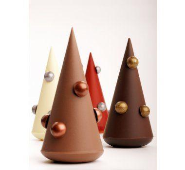 chocolate trees..