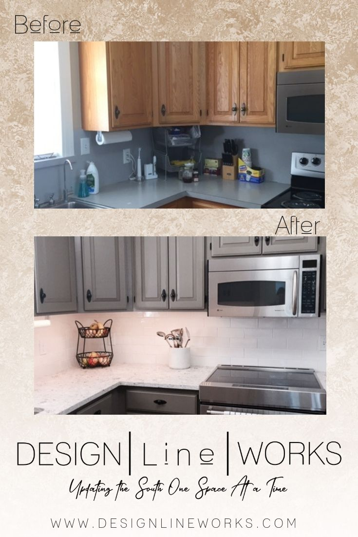 A Stunning Kitchen Refresh In Jacksonville Fl By Debra James Of Design Line Works The Original C Kitchen Design Kitchen Inspiration Design New Kitchen Designs