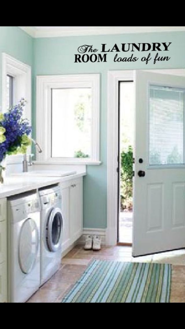 24 Best Small Laundry Room Ideas Images On Pinterest