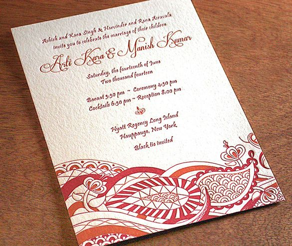 Best Invitation Design Meiling Images On   Bridal