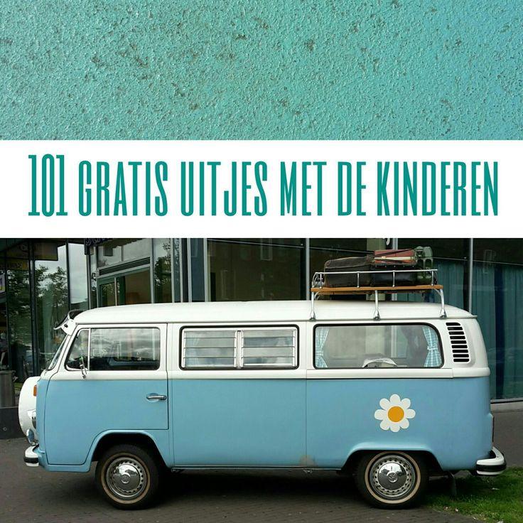 101 gratis uitjes met de kinderen #leukmetkids #uitjes