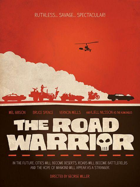 The Road Warrior - WonderBros