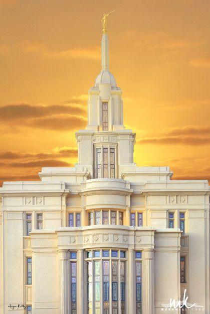 Payson Utah Temple | Megan Kelly Photodesign (shared via SlingPic)
