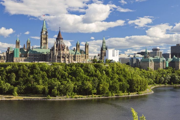 Parliament Hill in Ottawa is truly a sight to behold