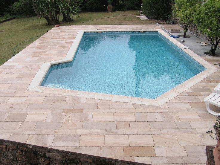 32 best Piscines images on Pinterest Paving slabs, Swimming pools