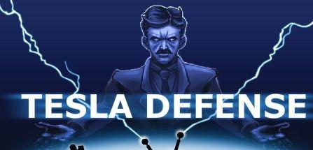 Tesla Defense   Malika Games Online Free