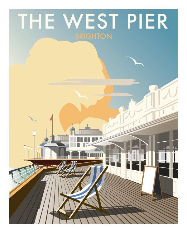 Thompson Travel Uk: 243 Best English Piers , Promenades & The Seaside Images