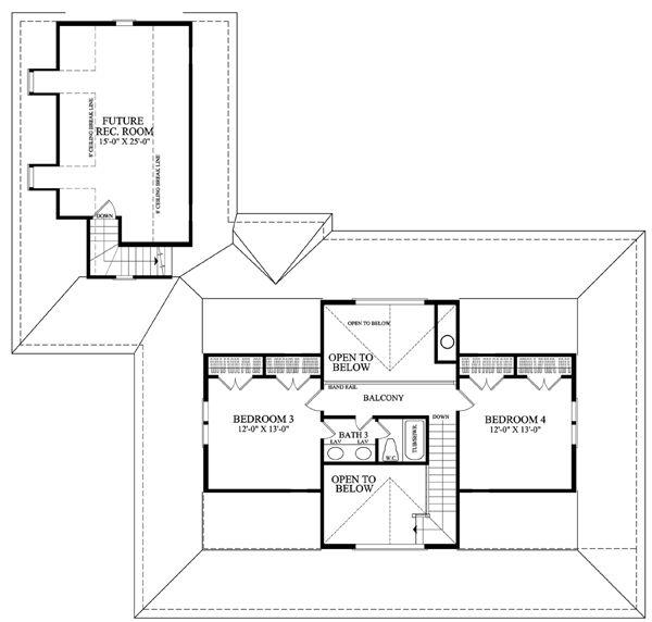168 best images about house plans on pinterest craftsman for Calabash cottage floor plan