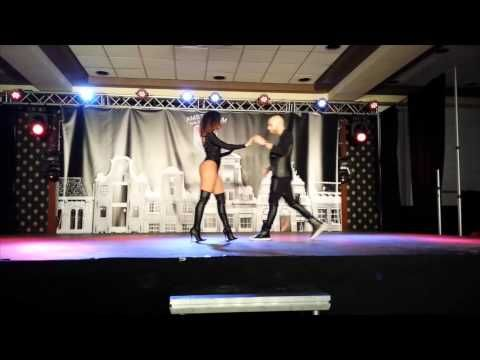 Island Touch: Odio - Romeo Santos Ft Drake Bachata Dance
