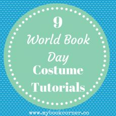 A fab collection Best Homemade Costumes for World Book Day. Costume Tutorials for literary-inspired Purim Costumes