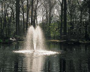 3/4 HP Kasco Decorative Pond Fountain - 115v