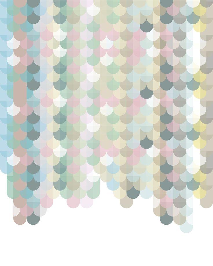 Pastel - IKEA Klippan Cover