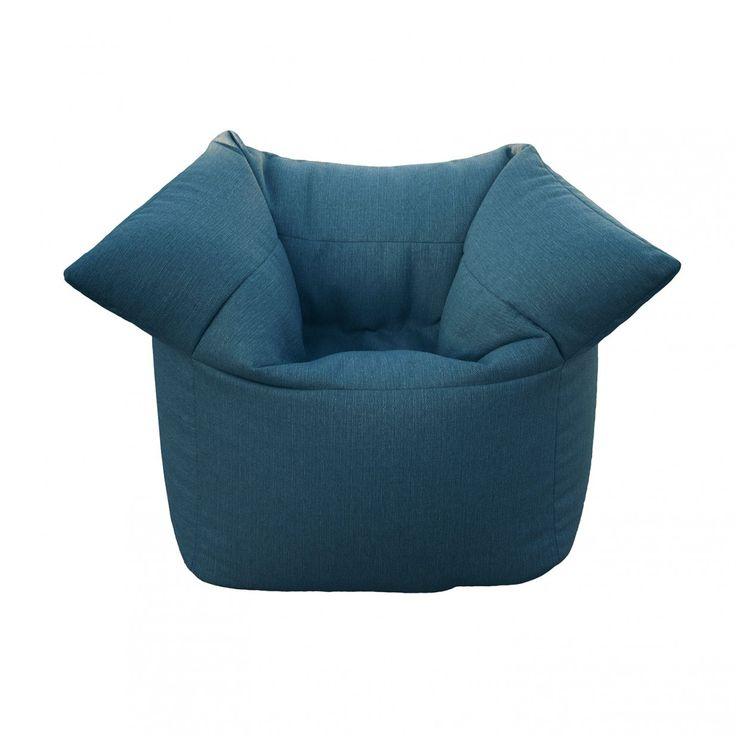Manhattan Sessel - Blau   Filippo Ghezzani