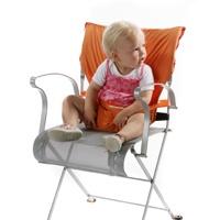Heel stoer, als dreumes, net als mama op een gewone 'grote mensen stoel' zitten! De Sack'n Seat is te gebruiken voor baby's die kunnen zitten tot en met kinderen van 16 kilo. De Sack'n Seat is zeer eenvoudig te gebruiken en is in enkele seconde klaar voor gebruitk! Ook niet onbelangrijk, hij kan in de wasmachine! De Sack 'n Seat is veilig en handig en kan vrijwel aan iedere stoel bevestigd worden. De Sack'n Seat is eenvoudig op te bergen tot een klein pakketje.