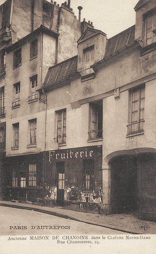 252 best paris 19th century images on pinterest 19th for Ancienne maison close paris