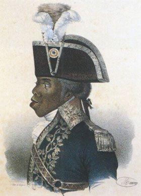 Toussaint Louverture (1743 - 1803) - L'héritier noir des Lumières - Herodote.net