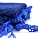 Keffieh blue