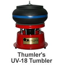 Vibratory Rock Tumblers - They tumble fast and save money!