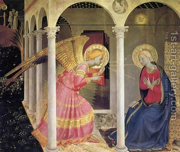 ANNUNCIATION-GIOTTO DI BONDONE ✏✏✏✏✏✏✏✏✏✏✏✏✏✏✏✏ IDEE CADEAU ☞ http://gabyfeeriefr.tumblr.com/archive ..................................................... CUTE GIFT IDEA ☞ http://frenchvintagejewelryen.tumblr.com/archive ✏✏✏✏✏✏✏✏✏✏✏✏✏✏✏✏
