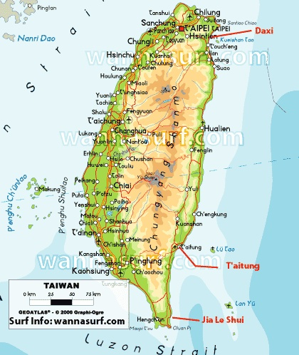 77 best Travel - Taiwan images on Pinterest Taiwan, Destinations - new taiwan world map images