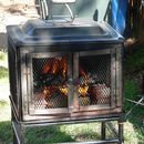 Convert a fire pit or old grill into a wood burning pool heater (water heater). I bought a 16' x 4' pool, but found that a gas or electric heater would cost more than the price of the pool itself. I also had a lot of limbs and split wood from a fallen tree in my yard. This made for a very easy and effective combination. Now, when I burn wood in my fire pit, I also heat my pool.