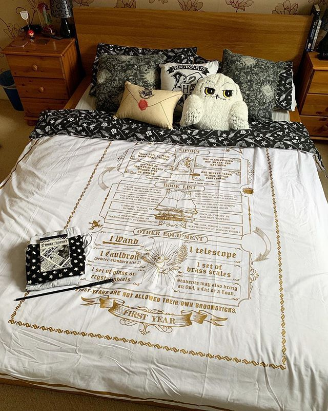 Hands Up For A Harry Potter Bed I Love This New