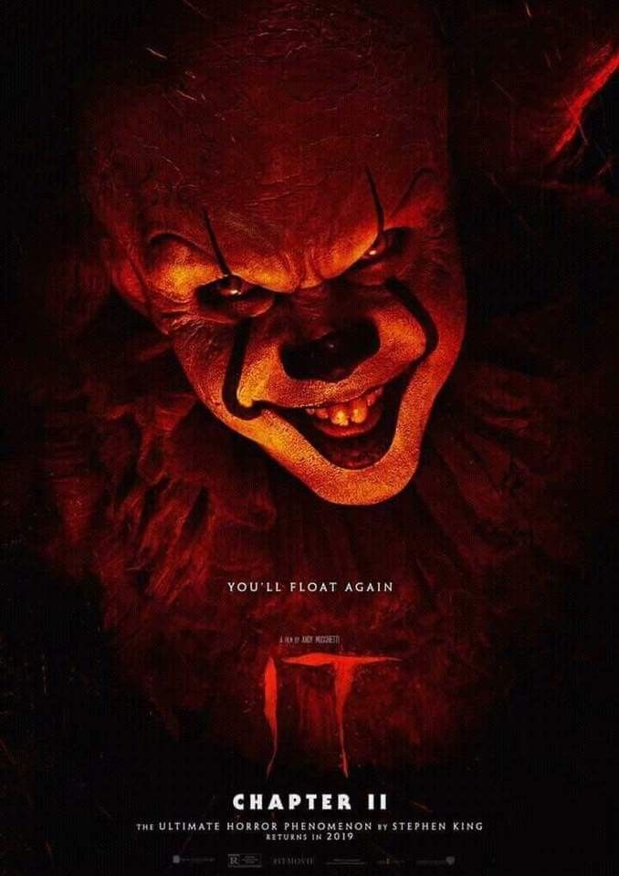 THE SECOND MOVIE!!YOULL FLOAT AGAIN
