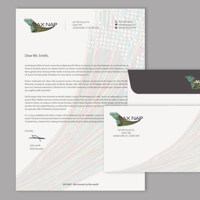 25+ belas ideias de Professional letterhead no Pinterest Amostra - professional letterhead