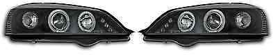 #Vauxhall #astra mk4 98-04 angel eye black projector #headlights halo,  View more on the LINK: http://www.zeppy.io/product/gb/2/300971156103/