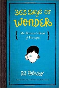 Did you know RJ Palacio wrote two more books to go with Wonder?  Read this post to learn about The Julian Chapter and 365 Days of Wonder.  Great books to discuss point of view, bullying, and writing ideas.
