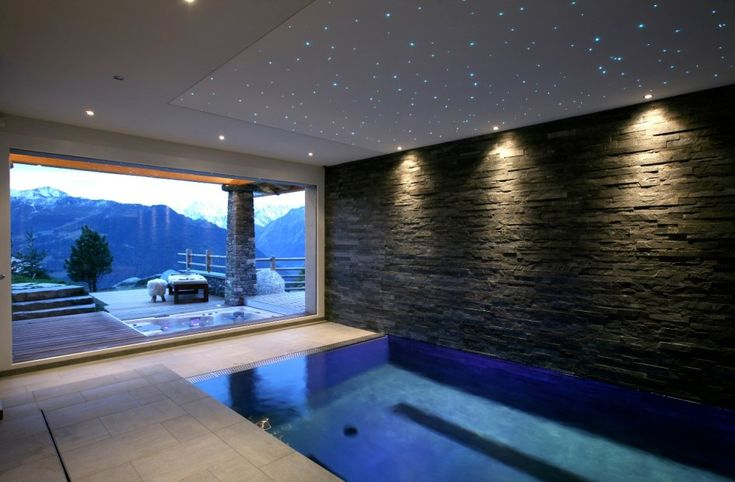 Chalet Spa Swimming Pool
